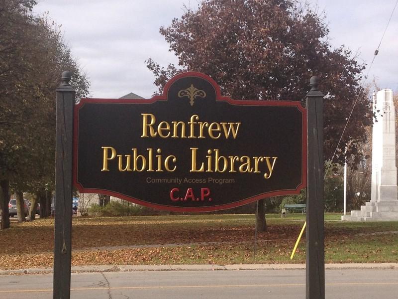Renfrew Library