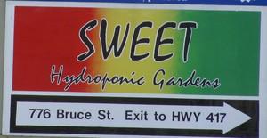 <b>Sweet Hydroponic Gardens</b>