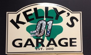 <b>Kelly's Garage</b>
