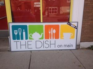 <b>The Dish</b>