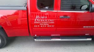 <b>Rob's Detailing</b>