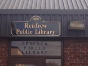 <b>Renfrew Library</b>